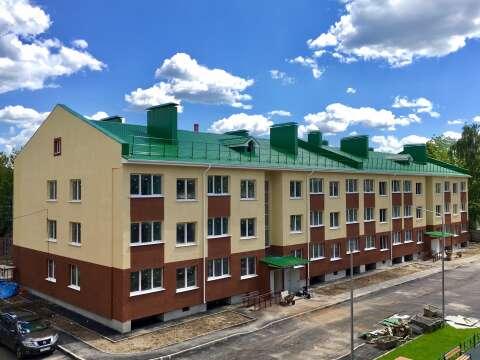 Жилой дом на ул. Климова